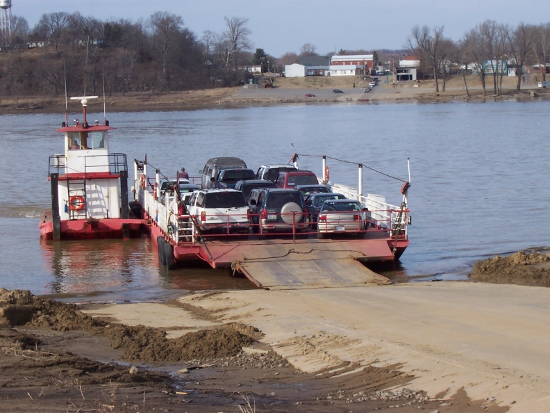 Ferry service helping rural way of life continue