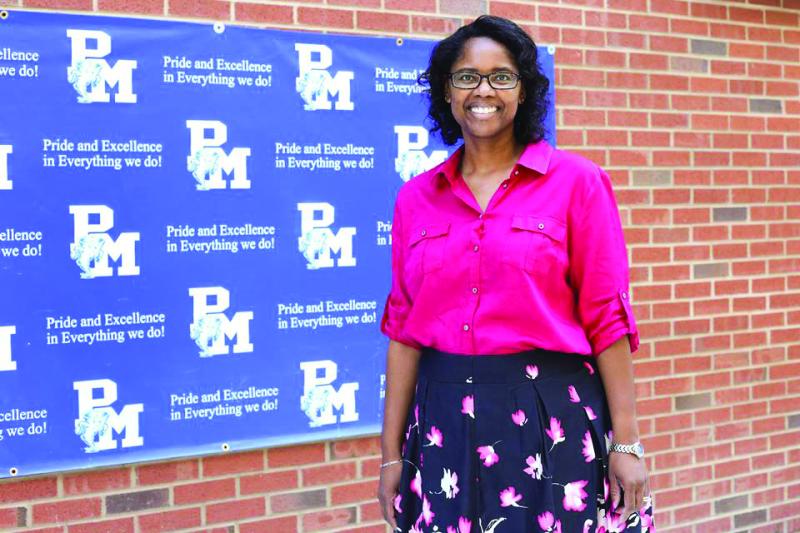 Houston Jones named Paducah Middle School Principal