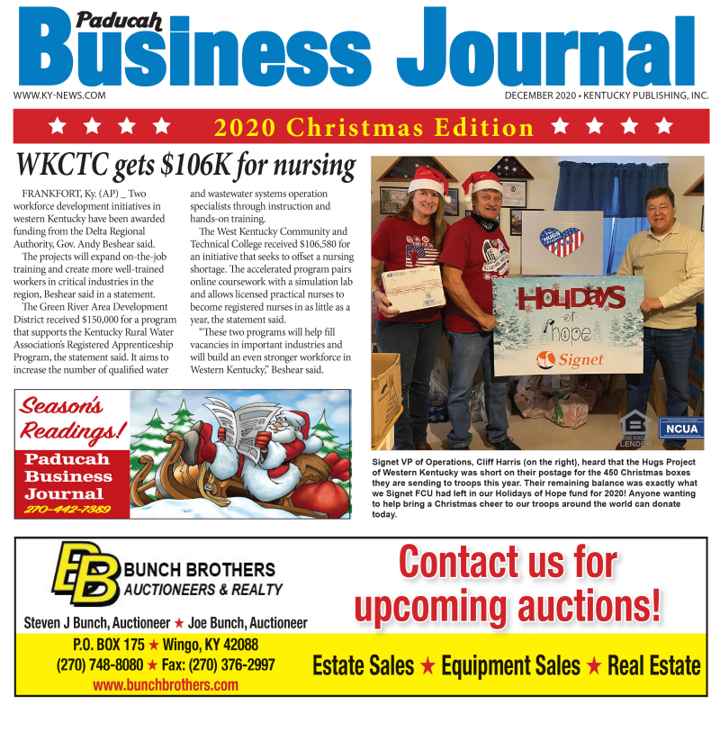 Paducah Business Journal December 2020