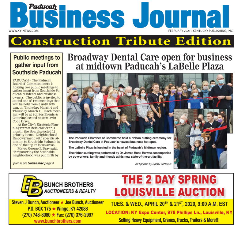 Paducah Business Journal February 2021