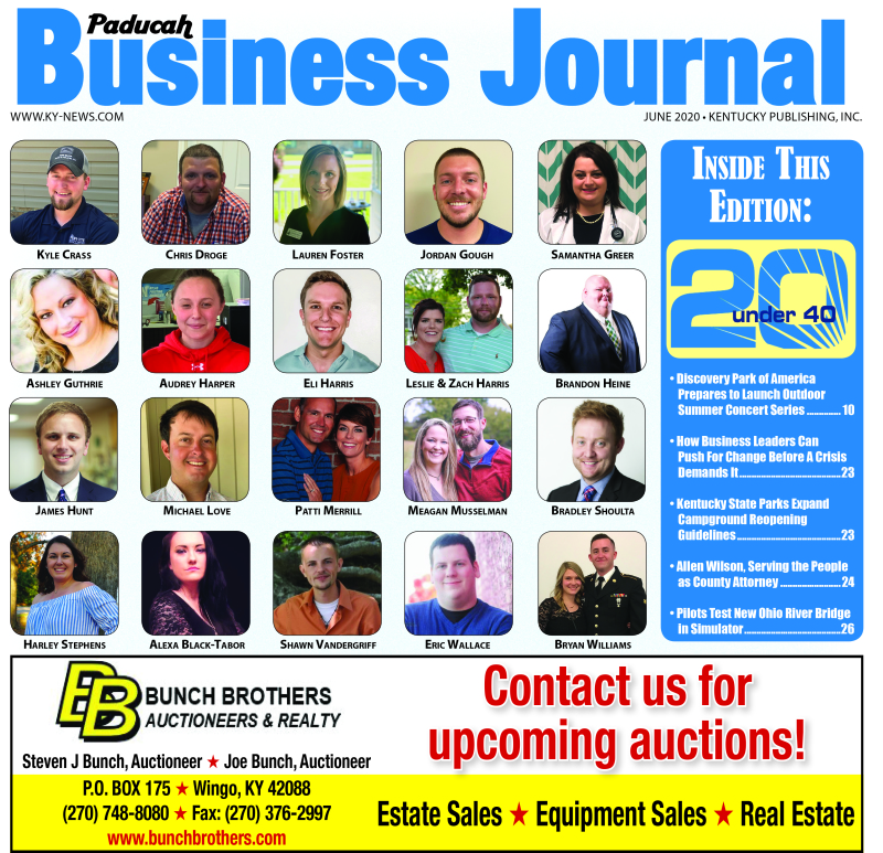 Paducah Business Journal June 2020