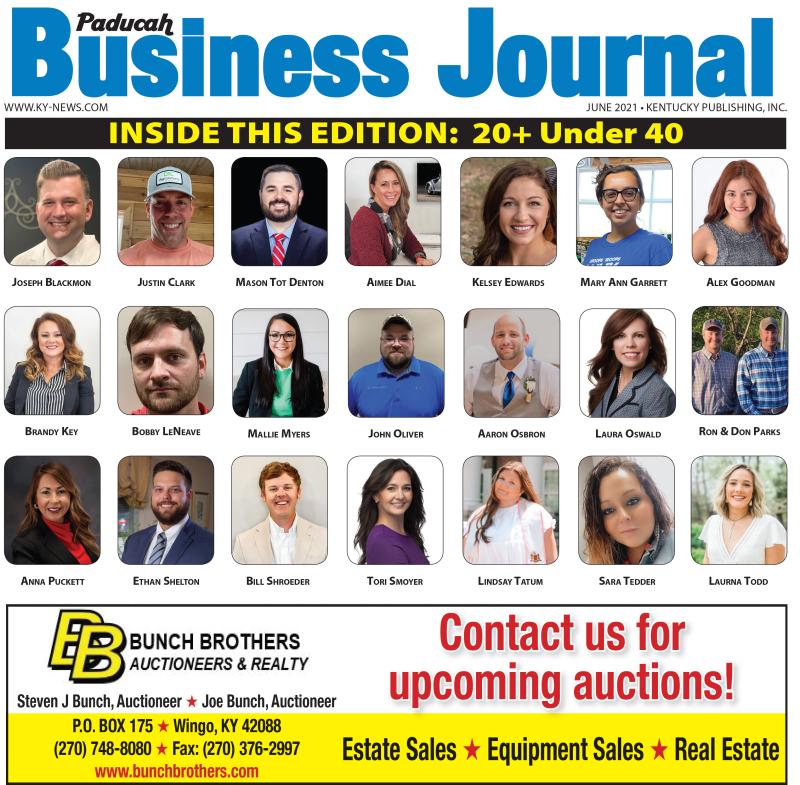 Paducah Business Journal June 2021