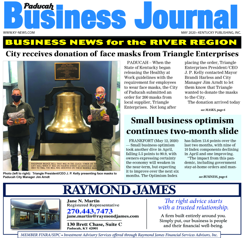 Paducah Business Journal May 2020