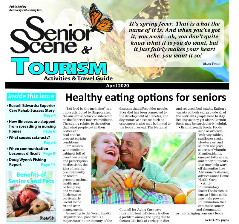 Senior Scene - April 2020