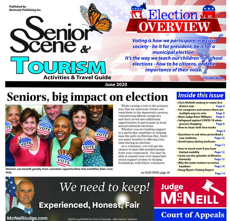Senior Scene - June 2020