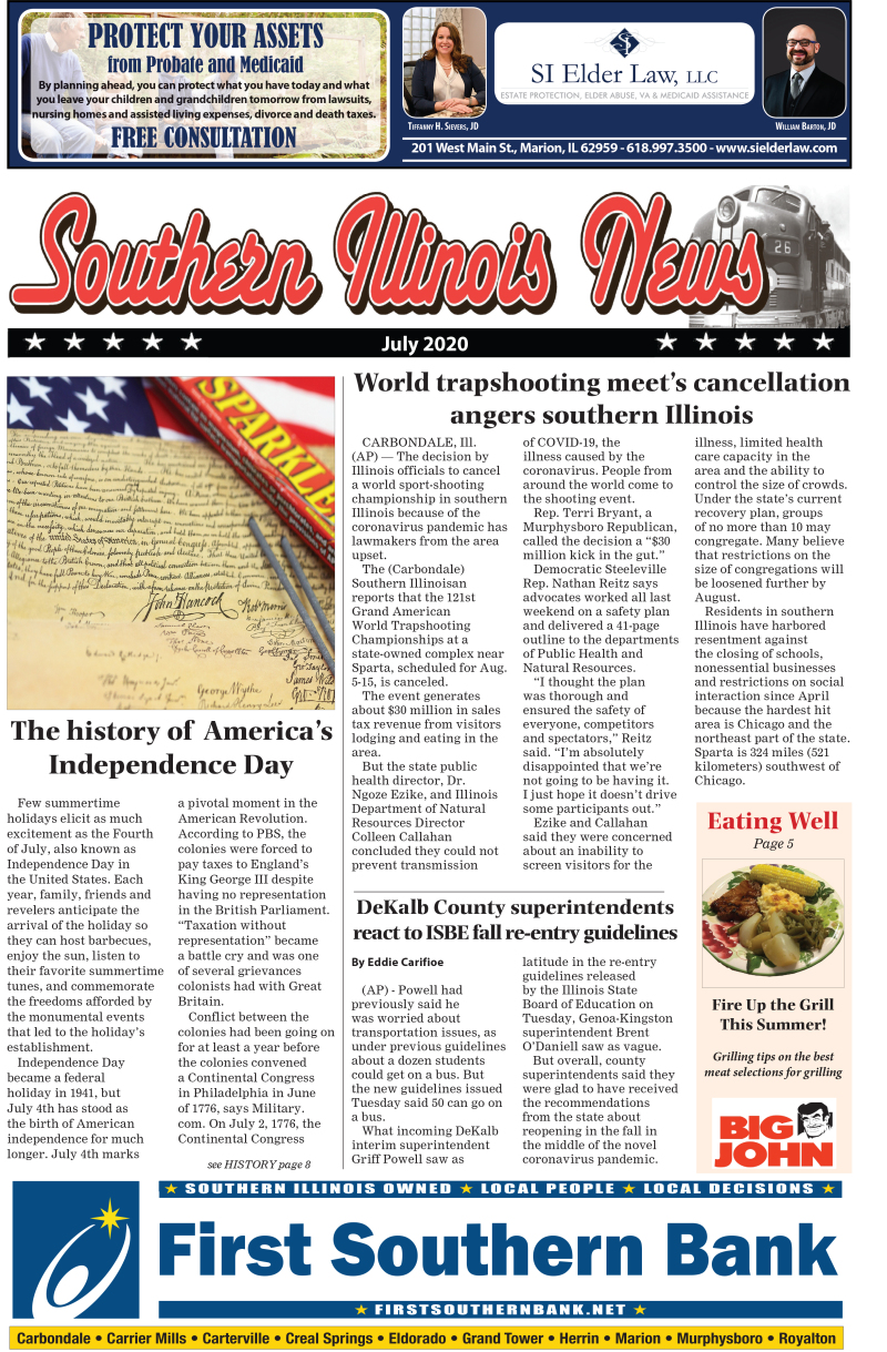 Southern Illinois News July 2020
