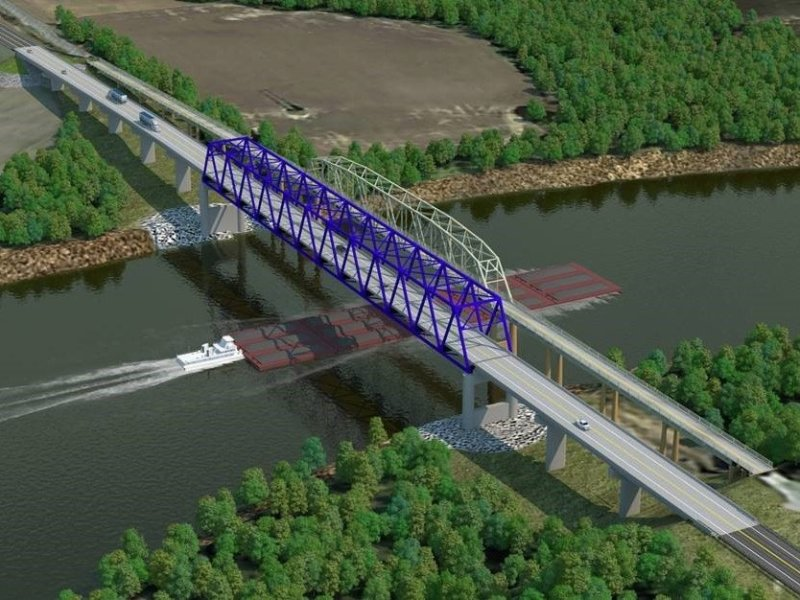 New bridge approved crossing Cumberland River in west Kentucky