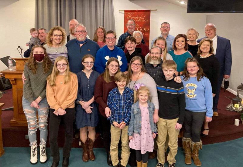 Churches helping churches: Paducah replant springing to life