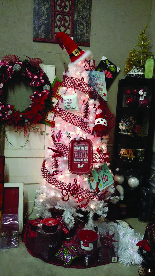 Nancy's Christmas Shoppe to host Open House