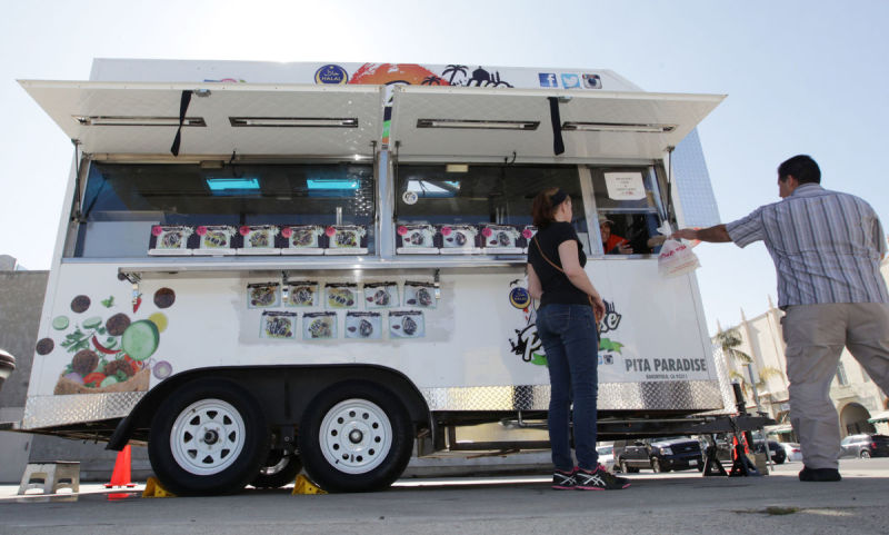 Ordinance could pave way for food trucks in Paducah