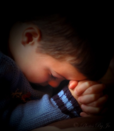 Train up a child and continue praying