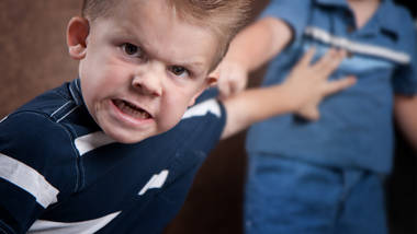 MANAGING VIOLENCE IN YOUR KIDS