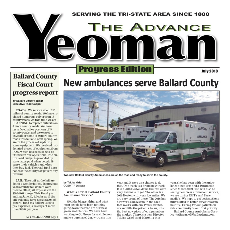 Advance Yeoman Progress Edition