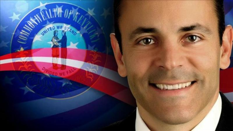 Bevin signs Real ID driver's license bill
