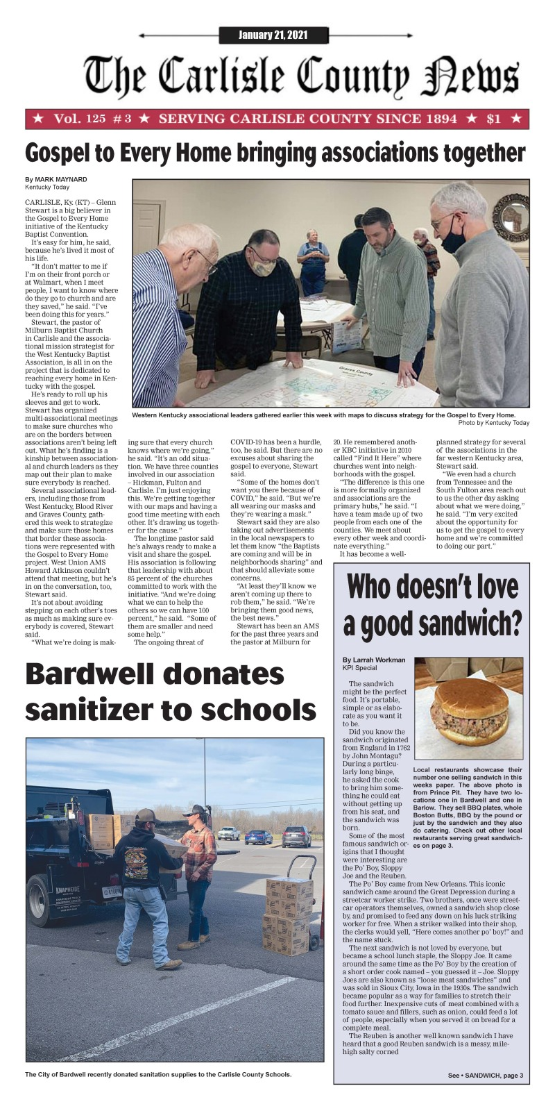 Carlisle County News 1-21-21
