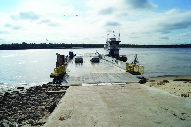 Dorena-Hickman Ferry plans to temporarily halt operation