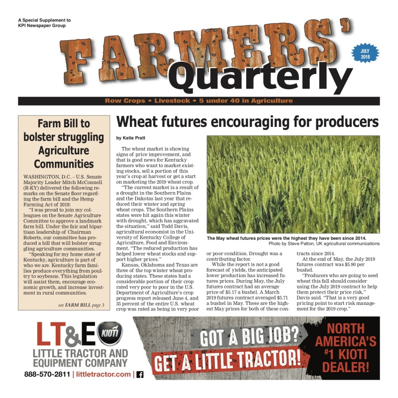 Farmer's Quarterly July 2018