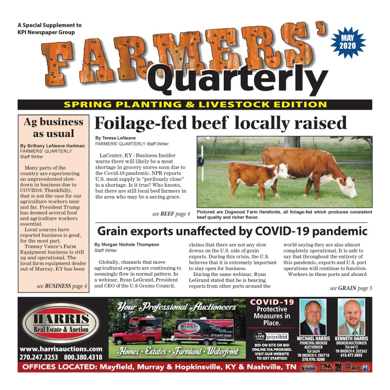 Farmer's Quarterly April 2020