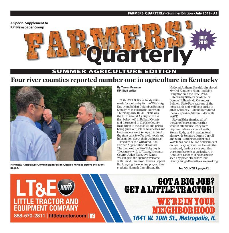 Farmer's Quarterly July 2019