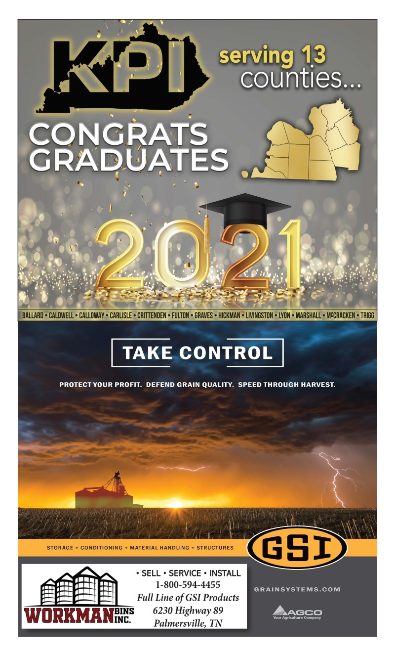 2021 Graduation Tribute