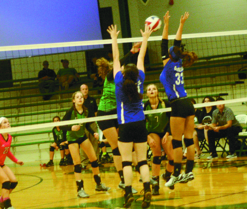 Lady Bombers end skid
