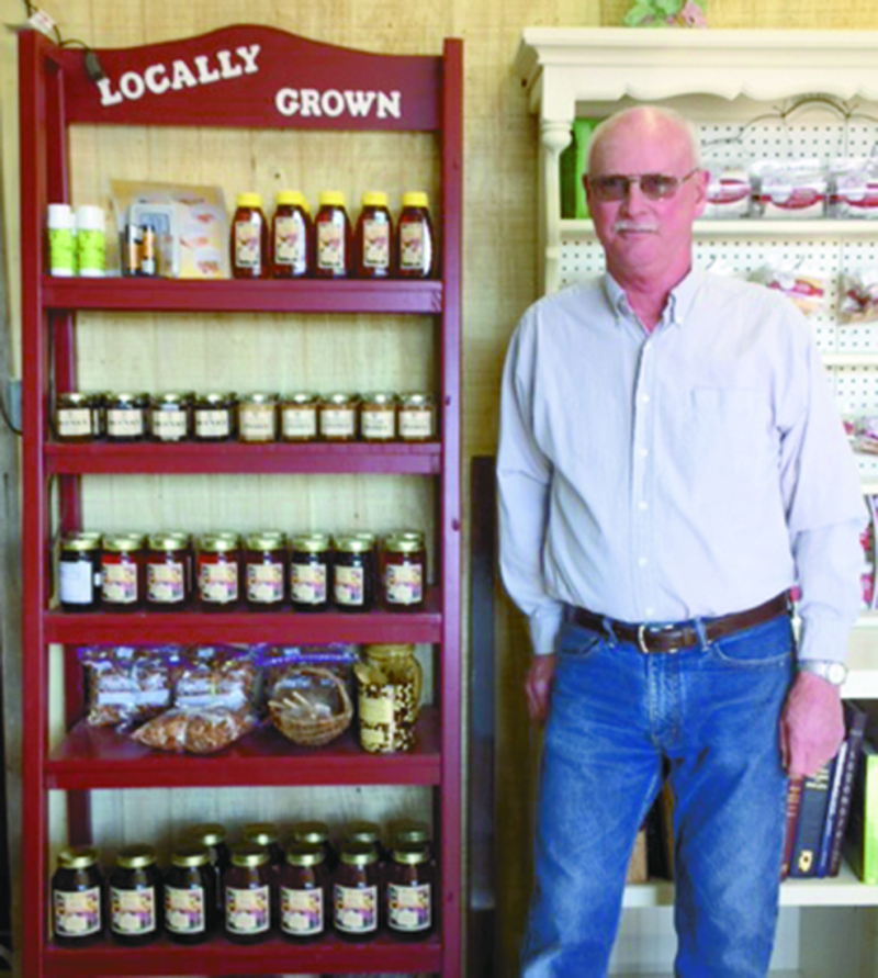 Sisters & Friends now selling local honey