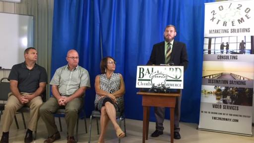 Beginning of a New Era for Ballard County First Community Meeting Sept. 7 at 6 p.m.