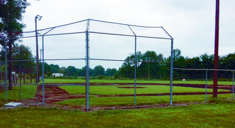 Arlington Ballpark restoration underway