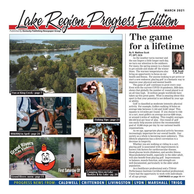 Lakes Region Progress Edition 2021