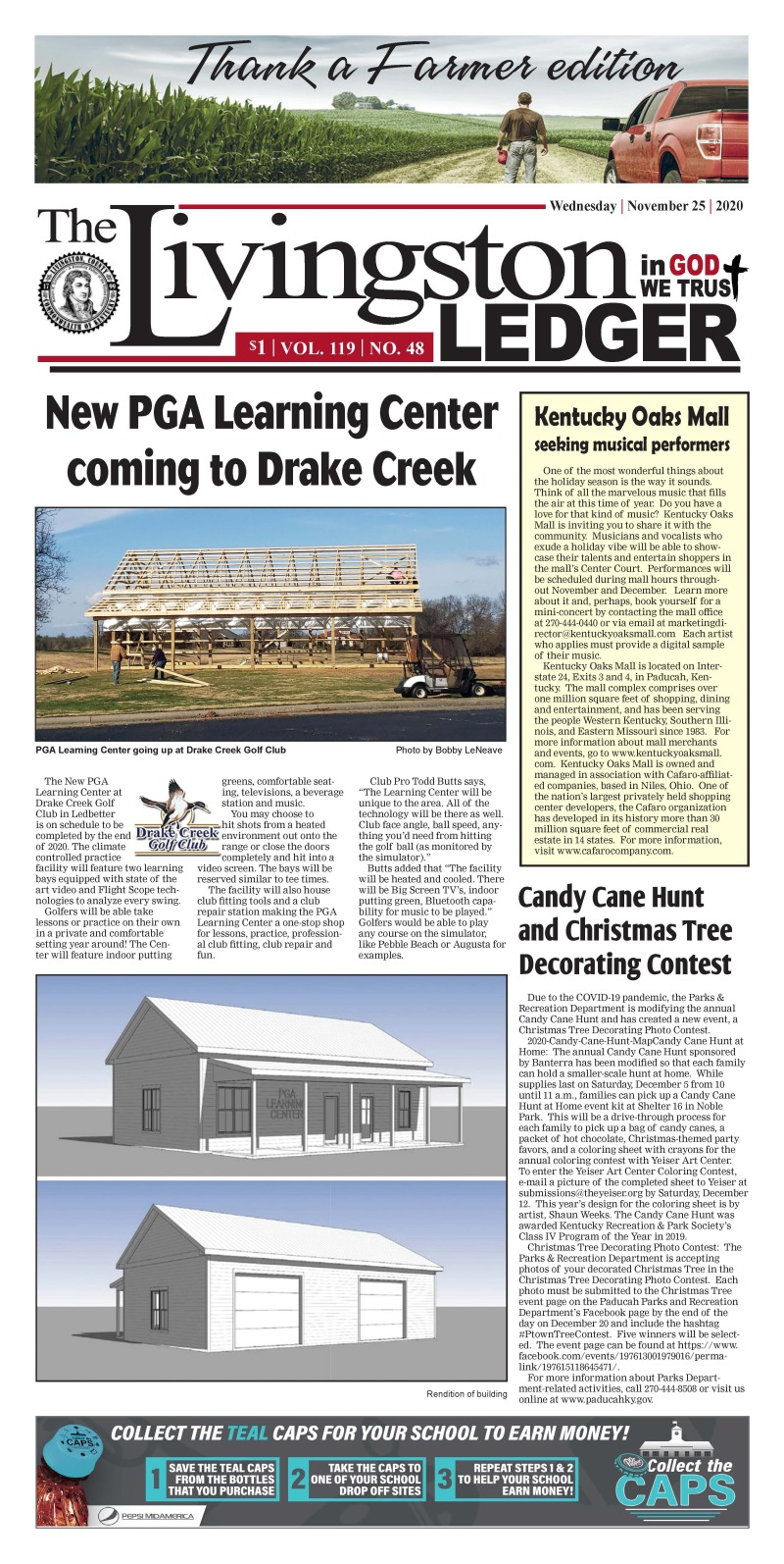 Livingston Ledger 11-25-20