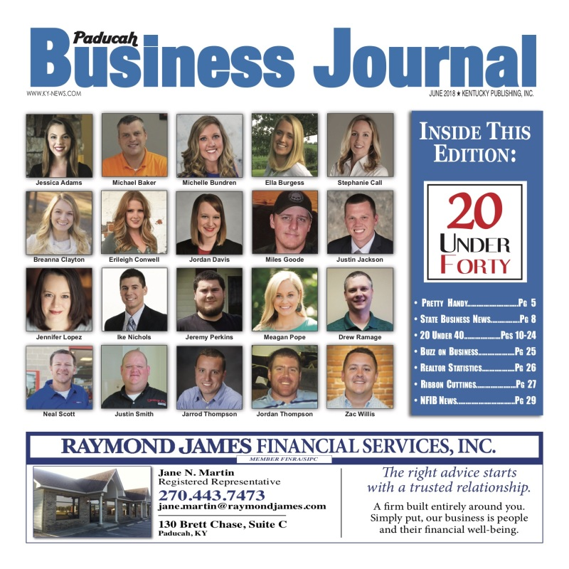 Paducah Business Journal June 2018