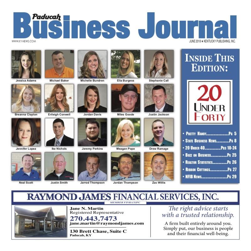 Paducah Business Journal June 2018