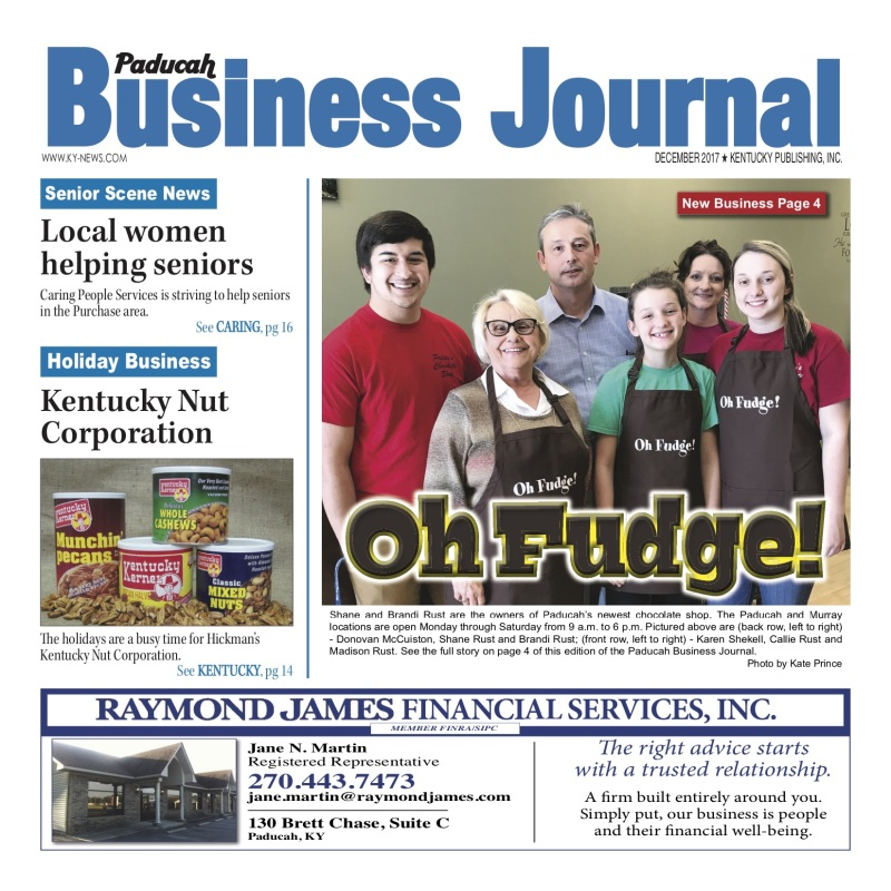 Christmas Business Journal Senior Scene December 2017