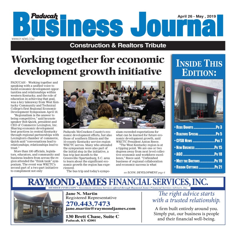 Paducah Business Journal May 2019