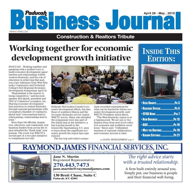 Paducah Business Journal May 2019