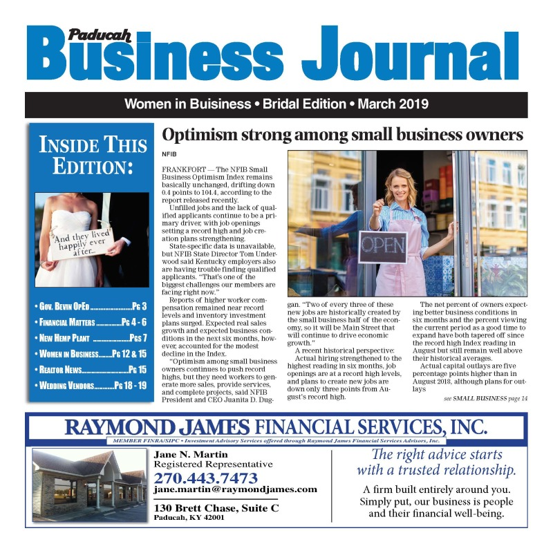 Paducah Business Journal February 2019