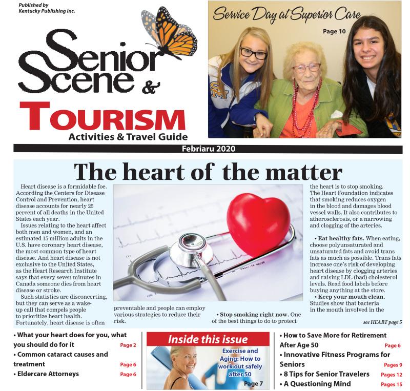 Senior Scene - February 2020