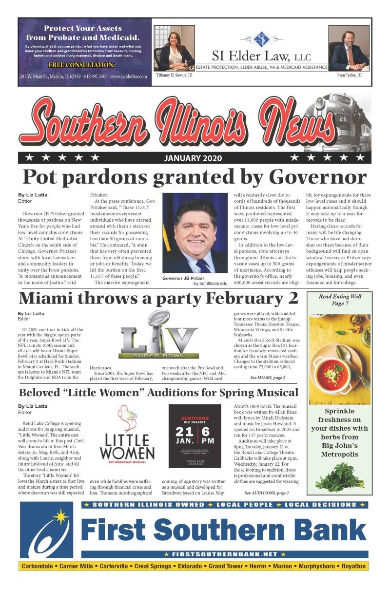 Southern Illinois News January 2020