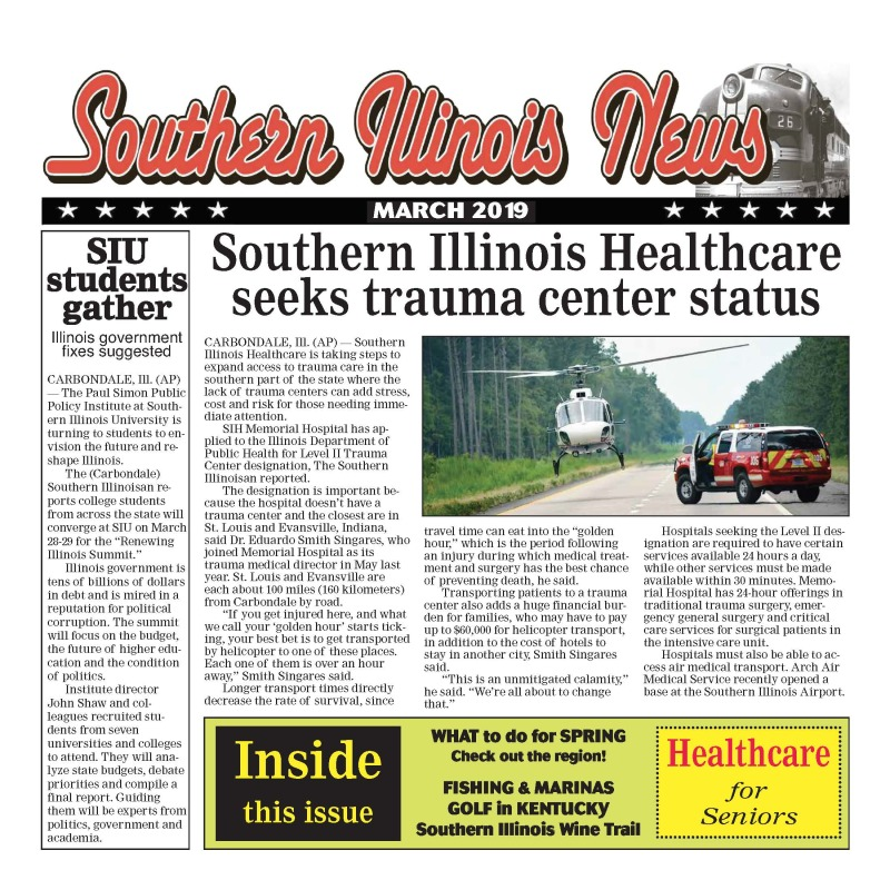 Southern Illinois News March 2019