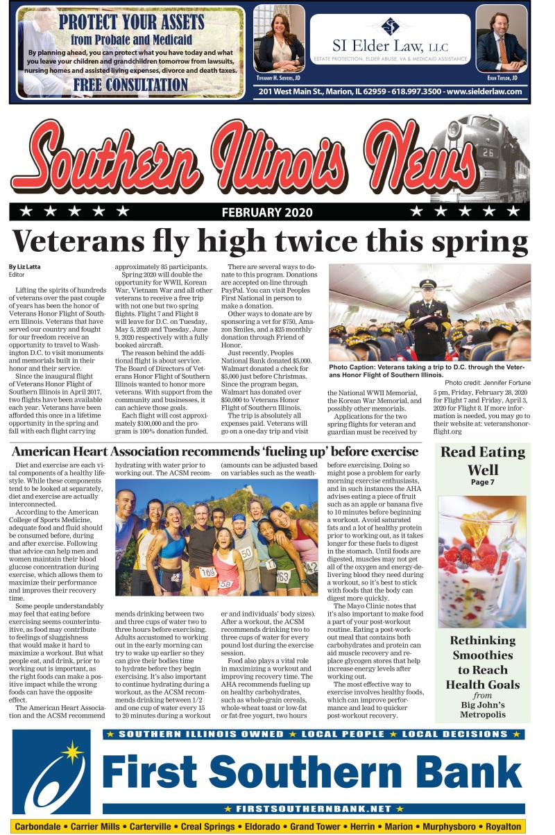 Southern Illinois News February 2020