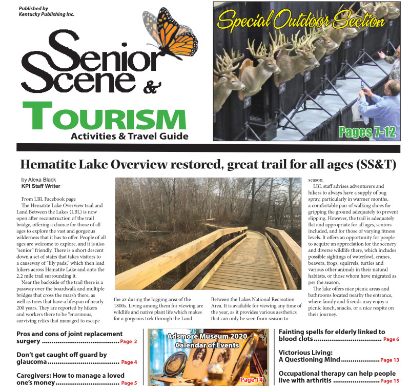 Senior Scene - January 2020