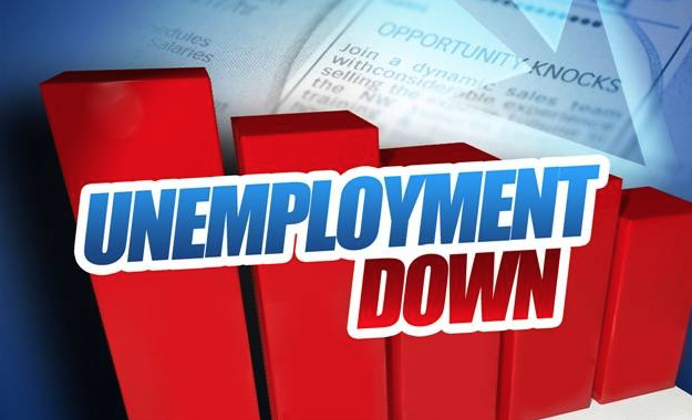Unemployment rates down in 55 Kentucky counties in March