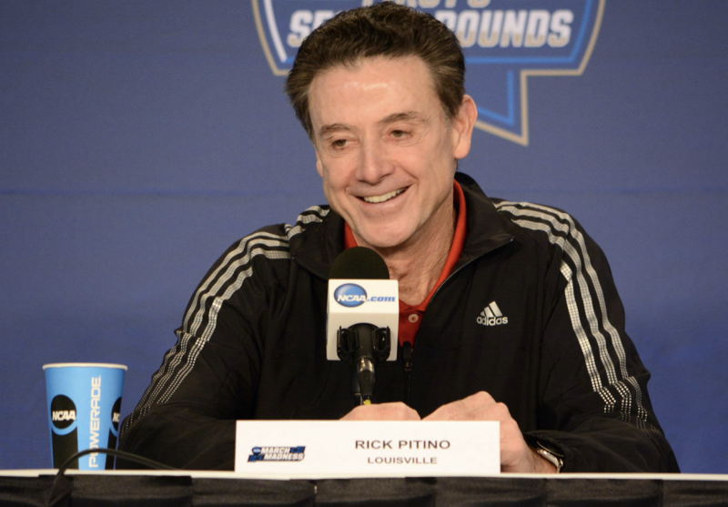 UofL's Pitino, Adidas defense to NCAA appears contradictory