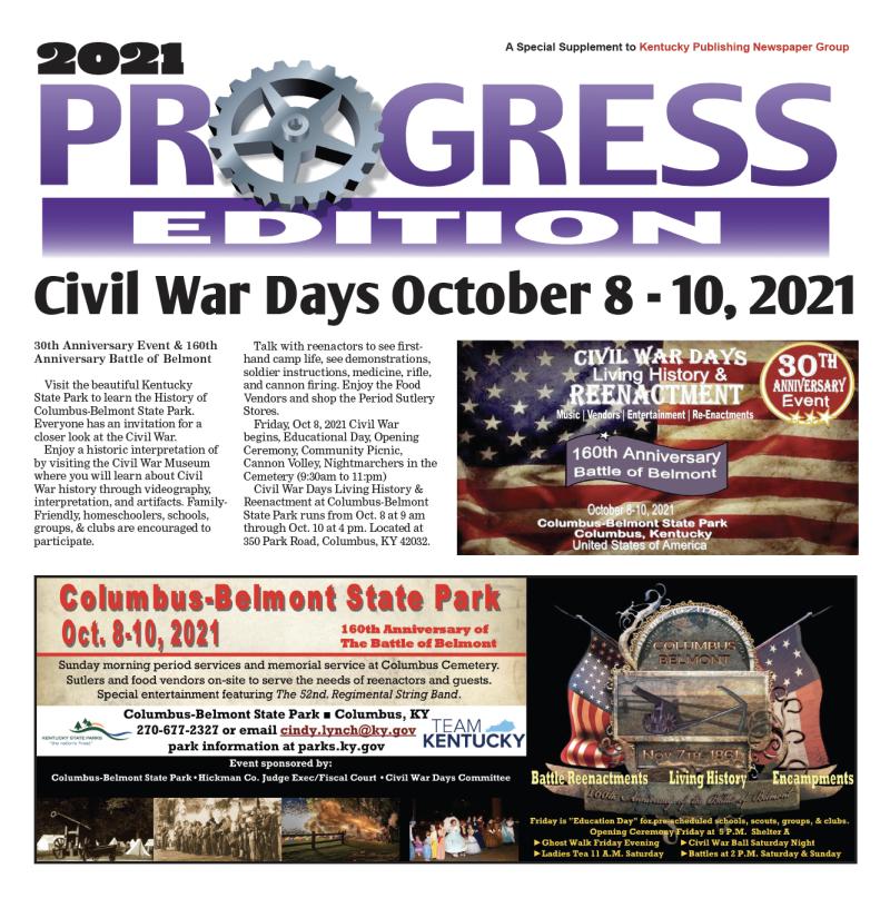 Southern Progress 2021