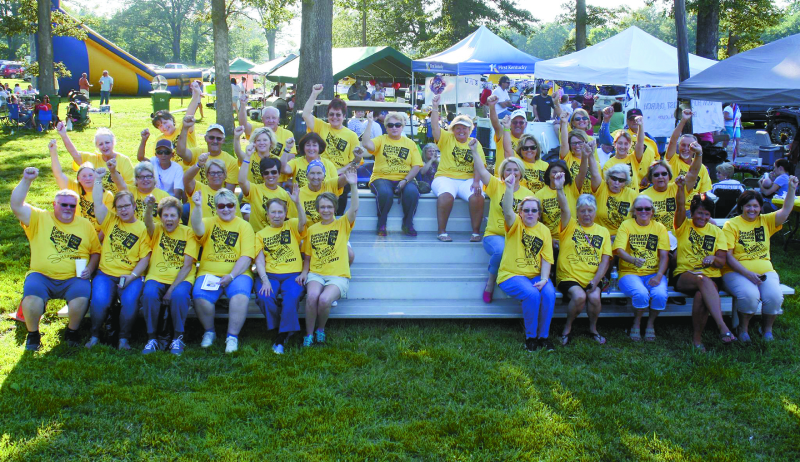 Ballard/Carlisle colloborate successfully to raise $56,000 in fight aganst cancer