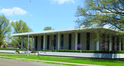 City Hall named to National Register of Historic Places