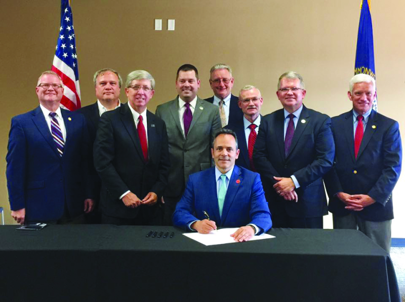 'Leeper Act' signed by Gov. Bevin while in Paducah