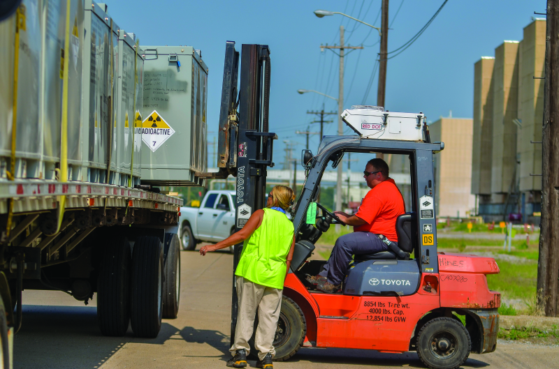 Paducah Cleanup Contractor surpasses 5 million safe hours | livingston ledger,hospital,gift shop,volunteer,former employee,salem