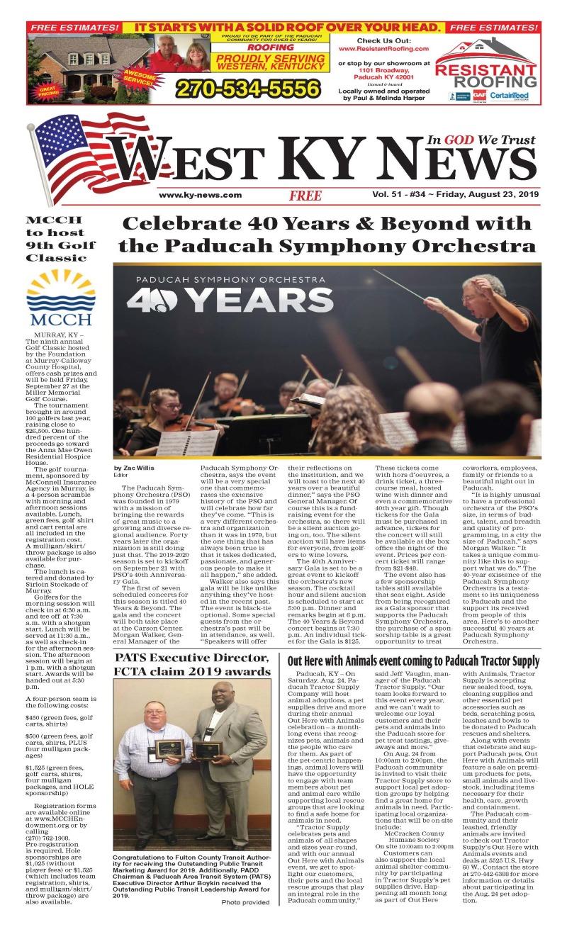 West KY News 8-23-19