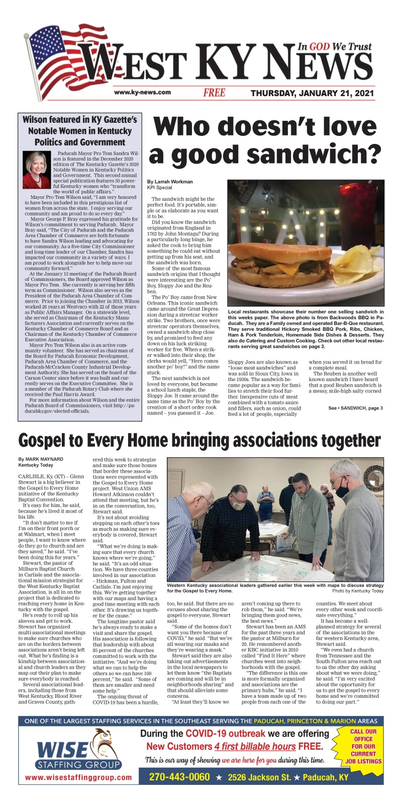 West KY News 1-21-21